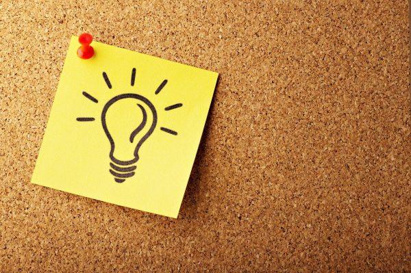 lightbulb, concept, cork